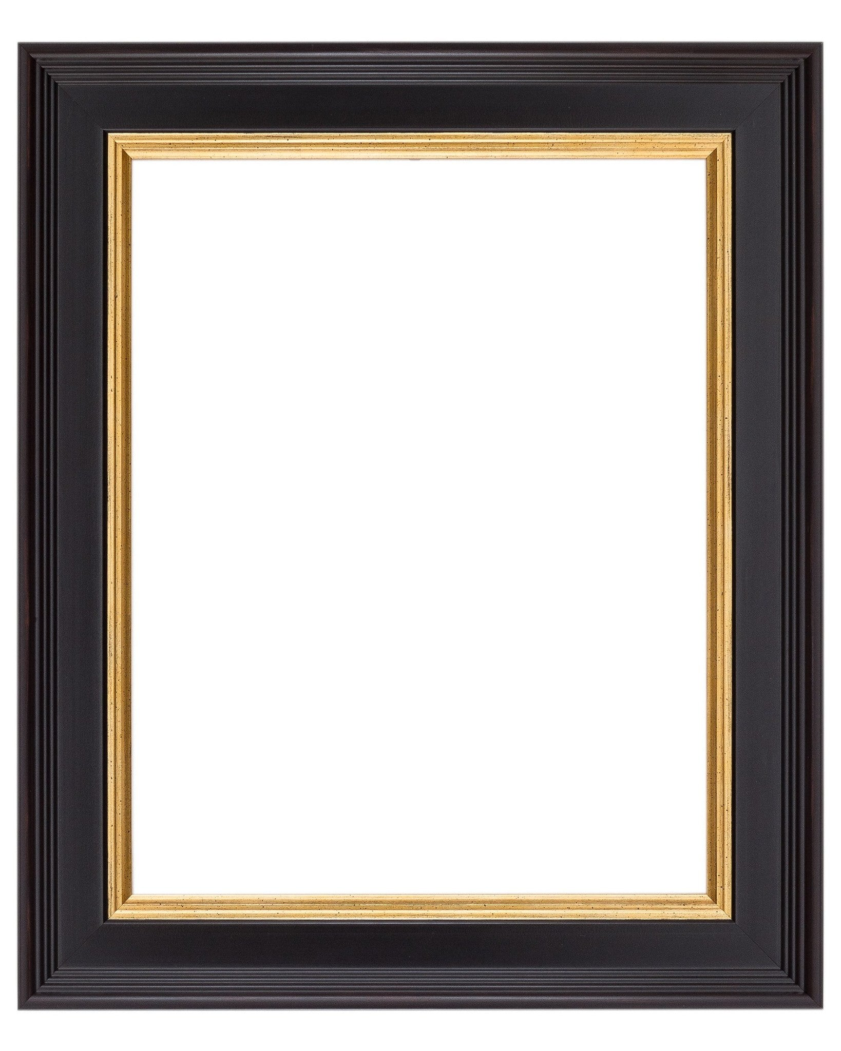 Academie 2 1 8 Black And Gold Artist Frame Wholesale Frame Company