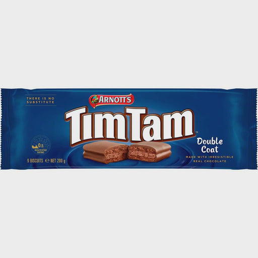 Arnotts Tim Tam Double Coat 200g