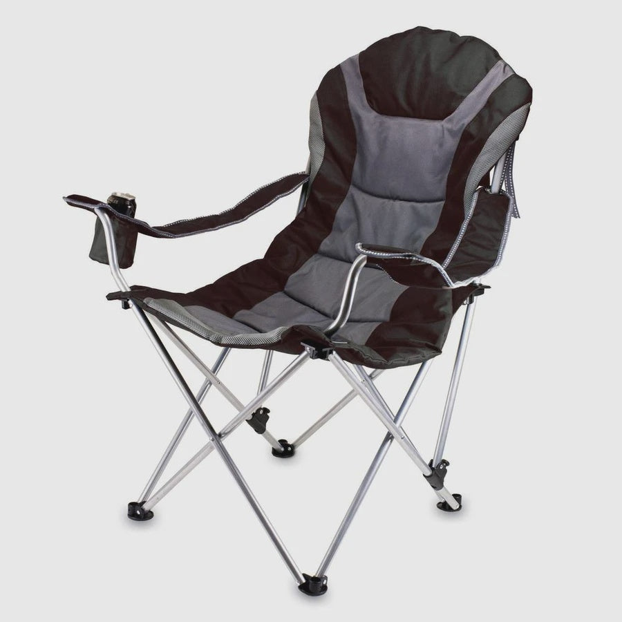 Campus&Co. Executive Camp Chair Black/Grey