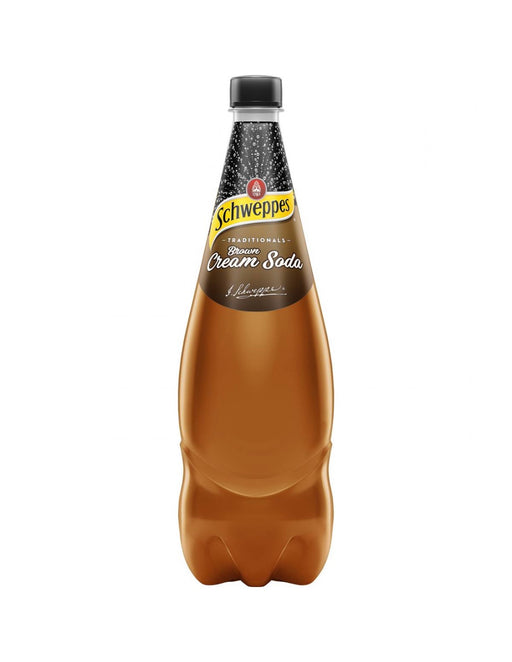 Schweppes Creaming Soda Traditional 1.1L