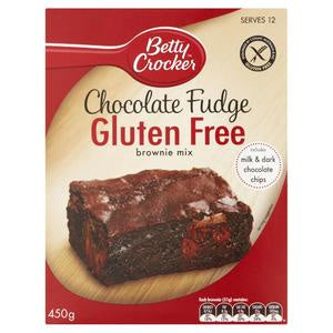 Betty Crocker Gluten Free Chocolate Fudge Brownie