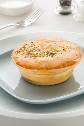 IVANS INDIVIDUAL LAMB AND ROSEMARY PIE