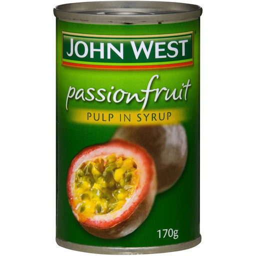 John West Passionfruit Pulp In Syrup 170G