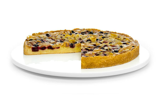 Yaels Sour Cherry And Almond Flan - Large