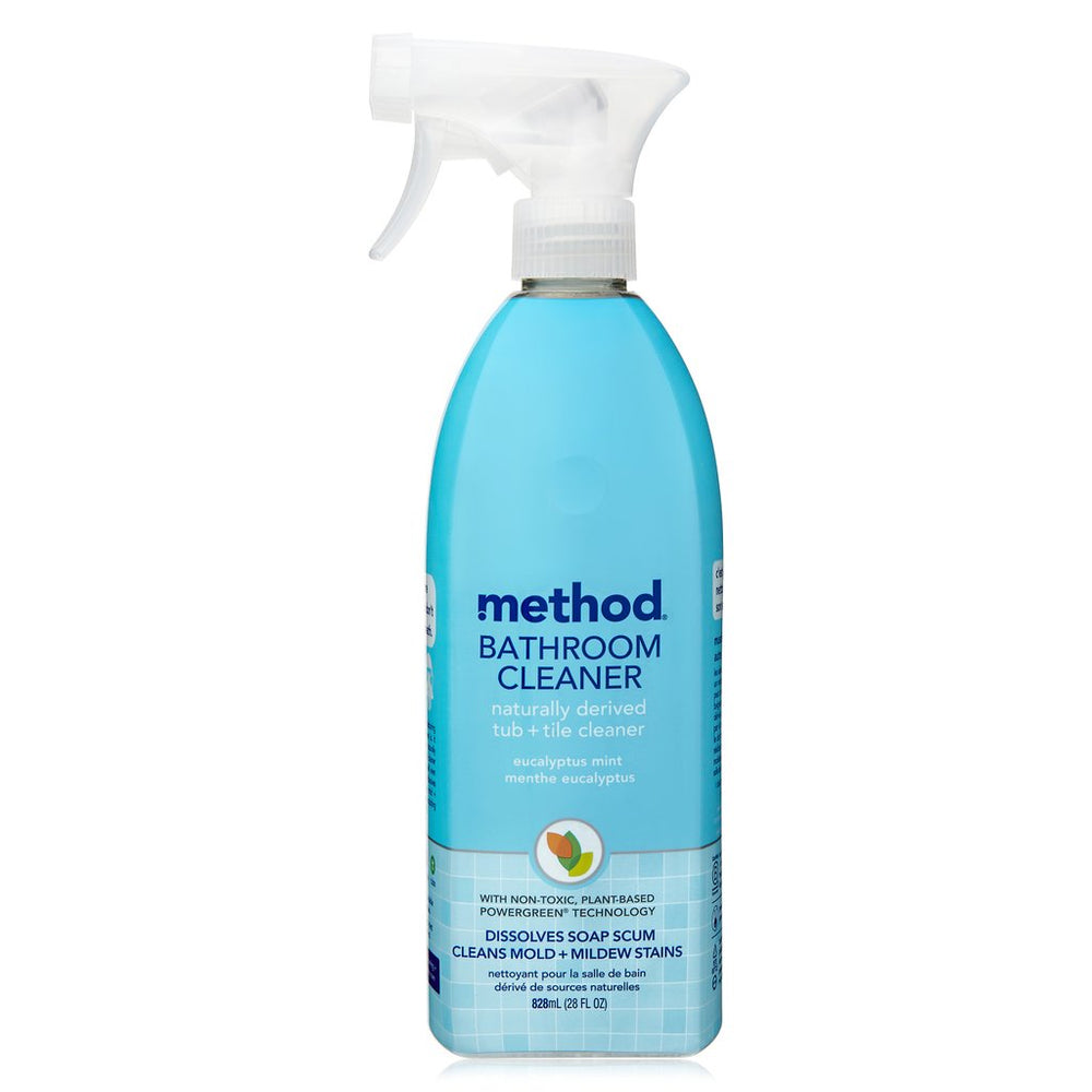 METHOD FOAMING TUB & TILE BATHROOM CLEANER EUCALYPTUS MINT 828ML