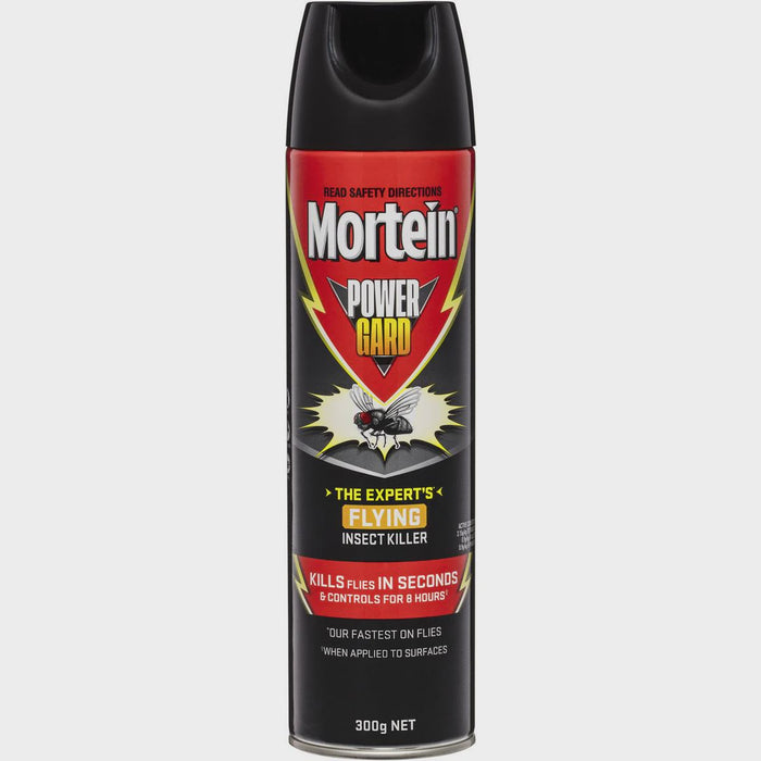 MORTEIN POWERGARD FLYING INSECT KILLER RAPID 300G