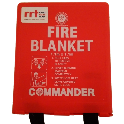 RRT Fire Blanket 1000 X 1000