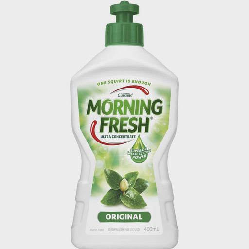 MORNING FRESH ORIGINAL DISHWASHING LIQUID 400ML