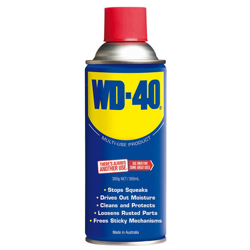 WD-40 MULTI-USE LUBRICANT AEROSOL 300G