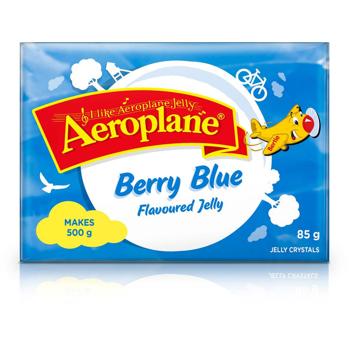 AEROPLANE JELLY BERRY BLUE 85G