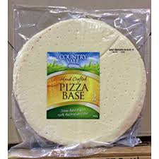 Country Vale Handcrafted Pizza Base 2Pk