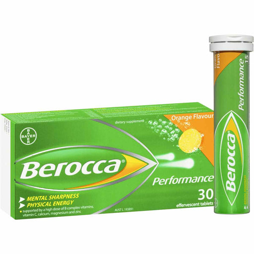 Berocca Performance Orange 2x15Pk