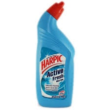 Harpic Toilet Cleaner Active Fresh Marine 450Ml
