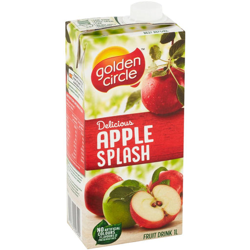 GOLDEN CIRCLE JUICE 1L APPLE