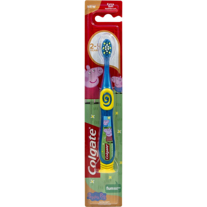 Colgate Toothbrush Kids Extra Soft 2-5Yrs