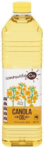 Community Co Canola Oil 750Ml