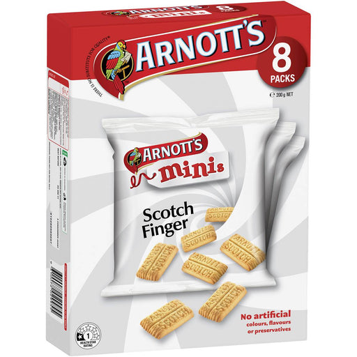 Arnotts Scotch Fingers Minis 8pk