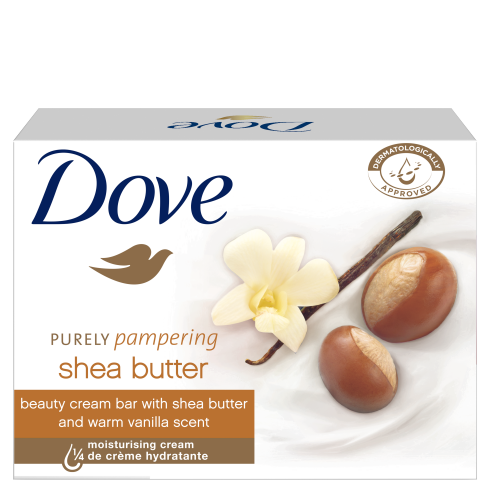 Dove Beauty Bar Shea Butter 100G