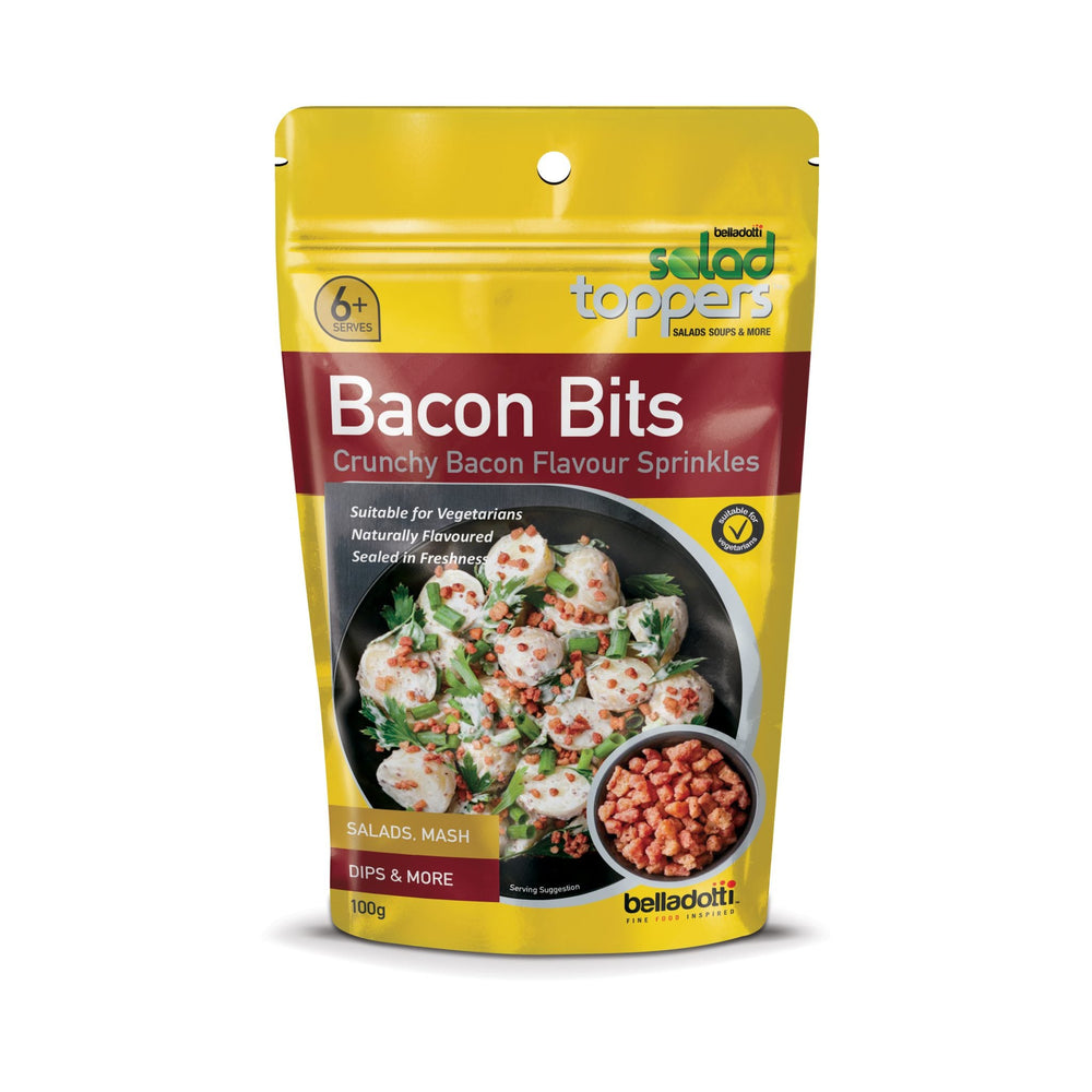 Belladotti Salad Toppers Bacon Bits 100G