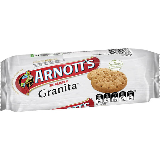 Arnotts Granita Biscuits 250G
