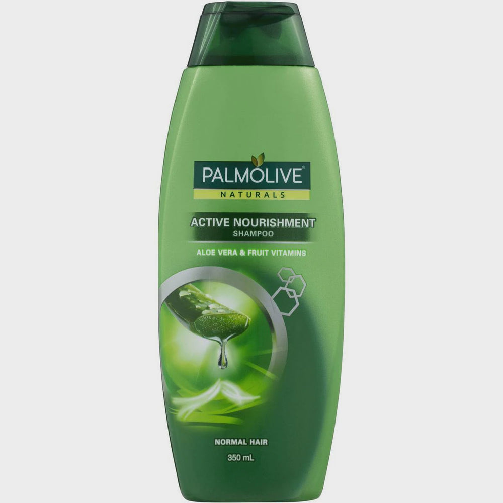 Palmolive Shampoo Active Nourish Aloe Vera 350Ml