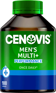 Cenovis Men'S Multi Vitamins 100 Capsules