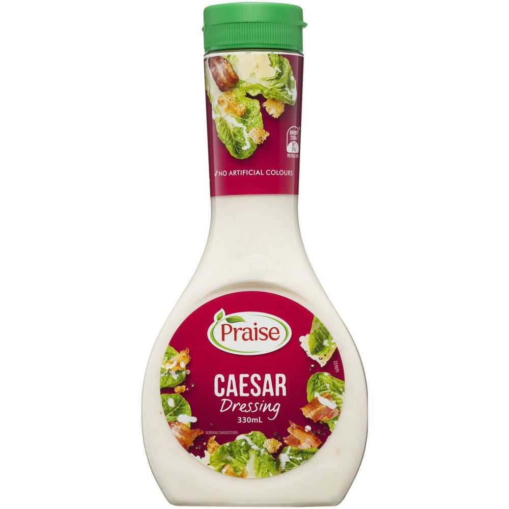 PRAISE CAESAR DRESSING 330ML
