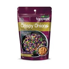 Salad Toppers Crispy Onions 90G