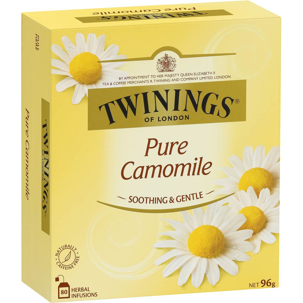 Twinings Pure Camomile Tea 80Pk