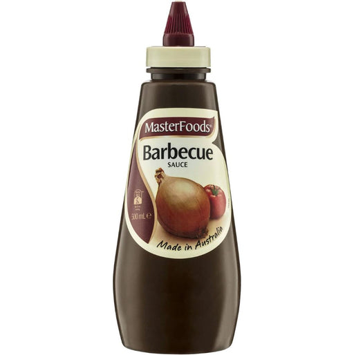 Masterfoods Barbecue Sauce 500Ml