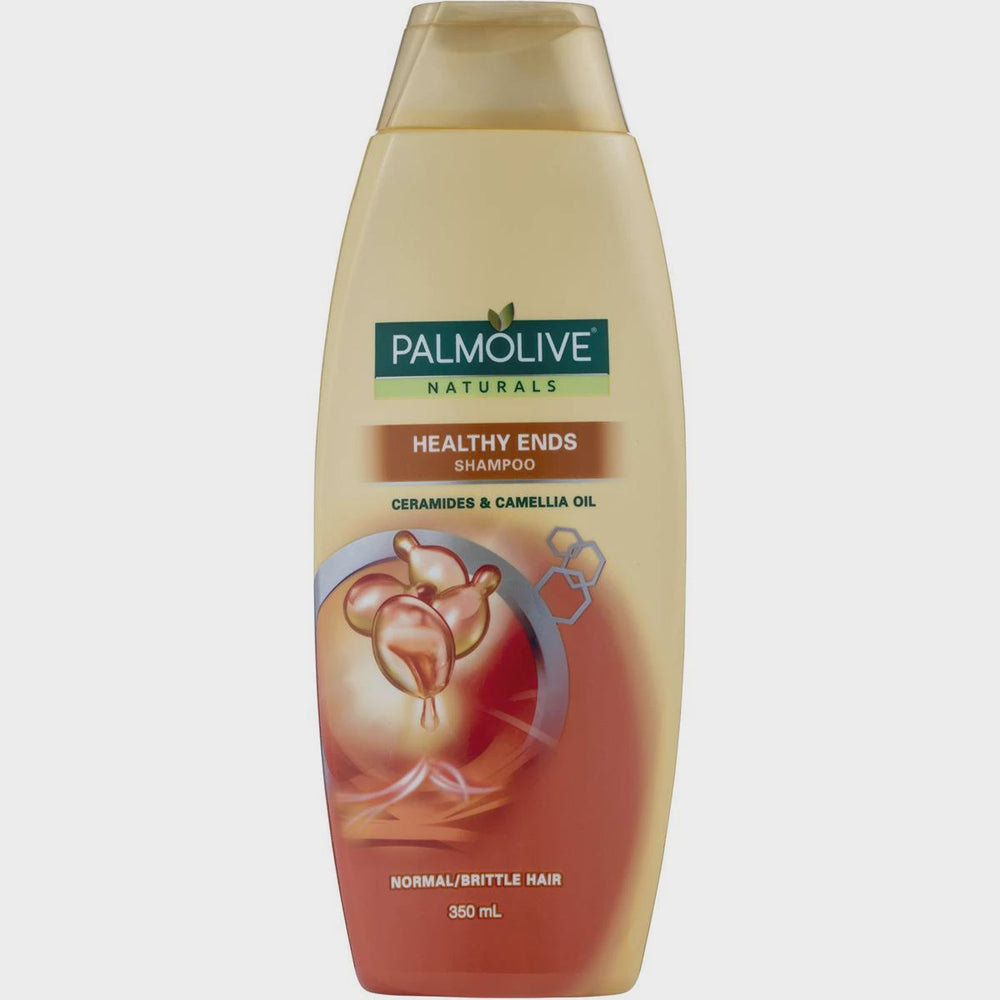 PALMOLIVE NATURALS SHAMPOO HEALTHY ENDS 350ML