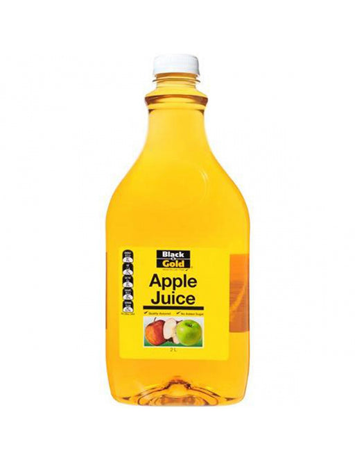 BLACK & GOLD APPLE JUICE 2L
