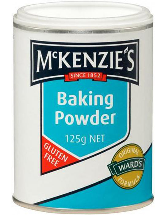 MCKENZIES BAKING POWDER 125GM