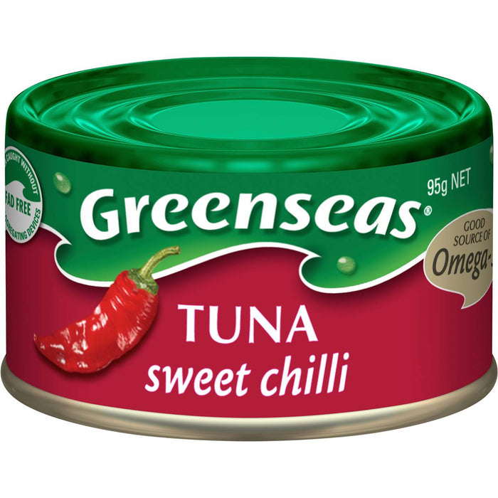 GREENSEAS TUNA SWEET CHILLI 95GM