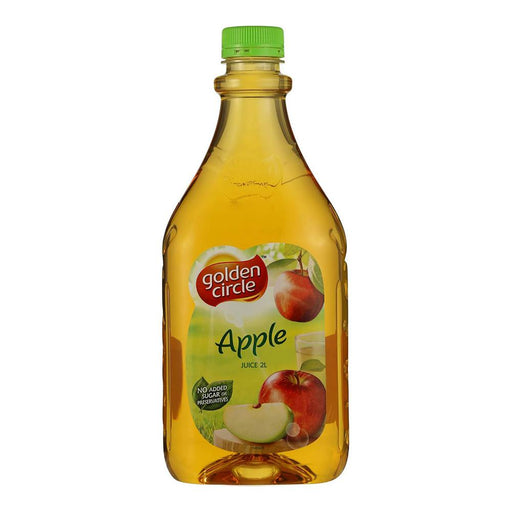 GOLDEN CIRCLE JUICE APPLE 2L