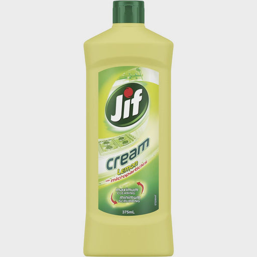 JIF POWERFUL CLEANER LEMON FRESH 375ML