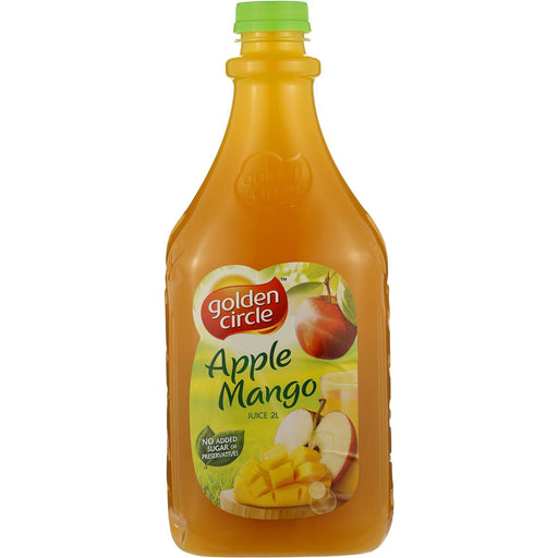 GOLDEN CIRCLE JUICE APPLE MANGO 2L