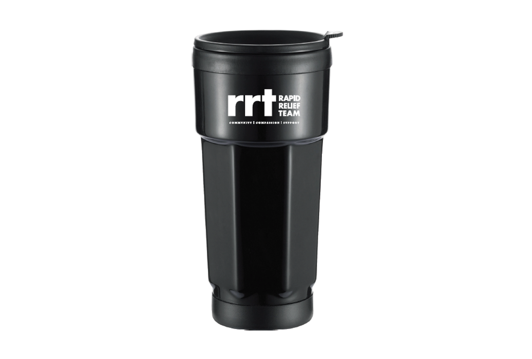 RRT Travel Mug Black