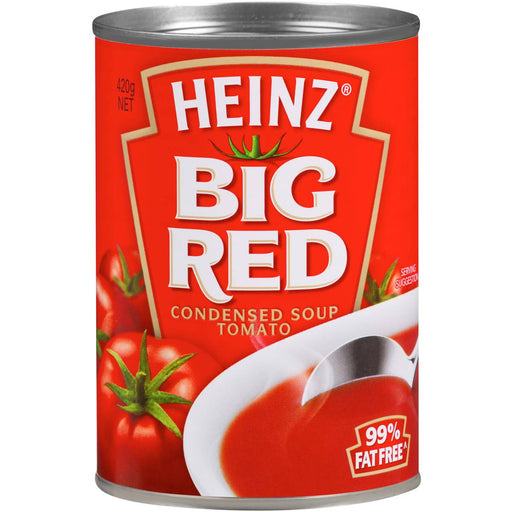 Heinz Soup Big Red Tomato 420G