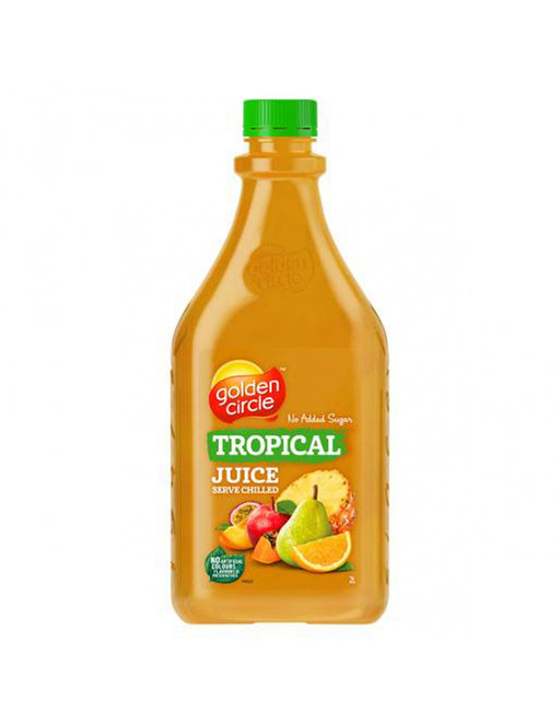 GOLDEN CIRCLE JUICE TROPICAL 2L
