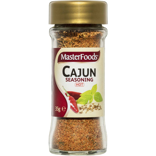 Masterfoods Cajun Seasoning Hot 35G