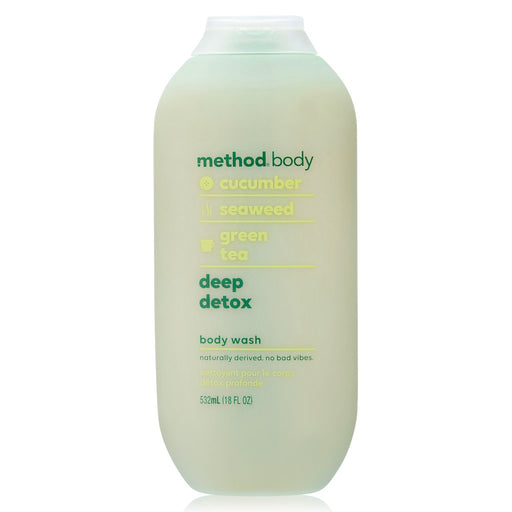 Method Body Wash Deep Detox Ladies 532Ml