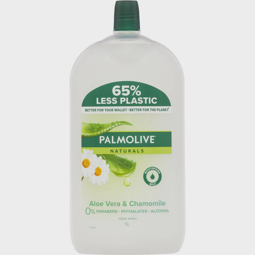 Palmolive Aloe Vera With Chamomile Hand Wash 1L