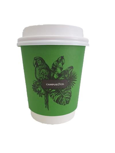 Campus&Co. Disposable Coffee Cup - Jungle 25Pk