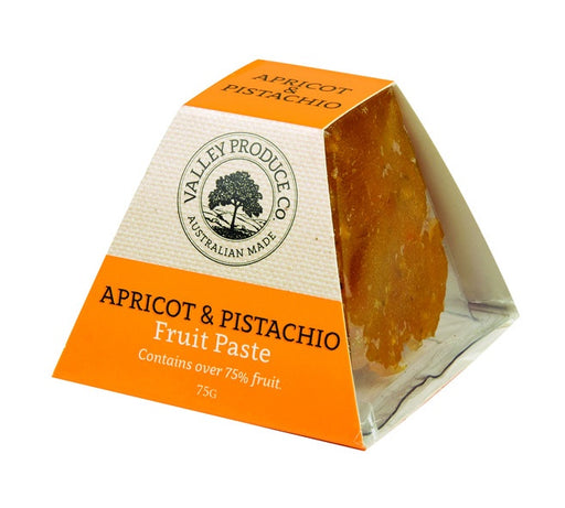 VPC Apricot & Pistachio Fruit Paste
