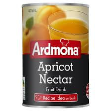 Ardmona Apricot Nectar Can 405Ml
