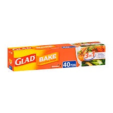 Glad Bake Cook Paper 40M