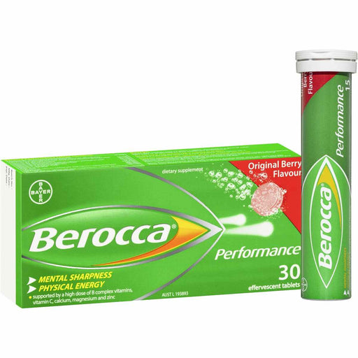Berocca Performance Original Berry 2X15Pk
