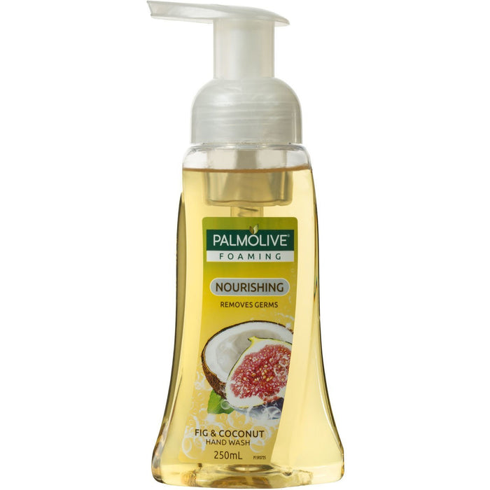 PALMOLIVE FOAMING HANDWASH FIG AND COCONUT 250ML