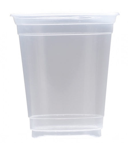 D-CPC200 CLEAR PLASTIC CUPS 200ML 50PK